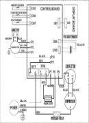 Wiring Schematic Model Faa P A Frigidaire on